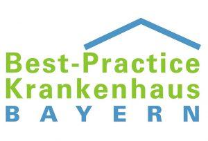 Logo Best Practice Krankenhaus Bayern