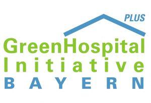 Logo Green Hospital Plus Initiative
