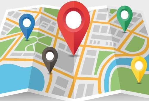 Imagebild Karte/Map